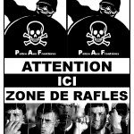 Zone de rafle