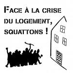 Face à la crise du logement, squattons !
