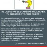 Ne laisse pas les caméras proliférer
