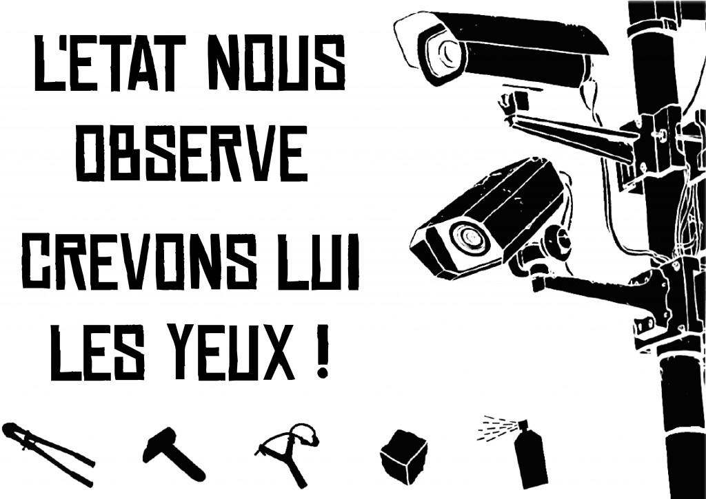 affiche cameras A3