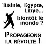 Propageons la révolte !